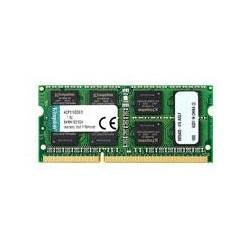 MEMORIA PROPIETARIA KINGSTON SODIMM DDR3 8GB 1600MHZ CL15 204PIN 1.5V P/LAPTOP