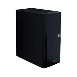 GABINETE ACTECK INTEGRA ARSEN / MID-TOWER ATX/MICRO ATX 500W GI-005/ COLOR NEGRO/ AC-922722