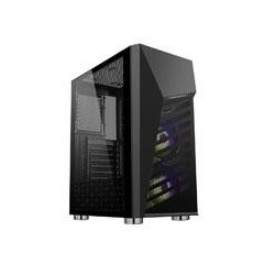 GABINETE GAMIER  BALAM RUSH-SPECTRUM/ACTECK/MEDIA TORRE ATX/MICRO ATX/MINI ITX/RGB/USB 3.0/ CALIPSO/ COLOR NEGRO/BR-929578