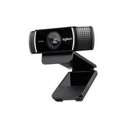 CAMARA WEB LOGITECH C922 PRO STREAM FULL HD 1080P ENFOQUE AUTOMATICO 2 MICOFONOS USB PC/MAC/ANDROID/XBOX/