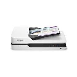 SCANNER EPSON WORKFORCE DS-1630, 25 PPM/10 IPM, 1200 DPI, 48 BITS, CAMA PLANA, USB, ADF, DUPLEX