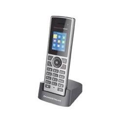 TELEFONO INALAMBRICO DECT PARA ESTACION BASE, 10 CUENTAS SIP, AUDIO HD, PANTALLA A COLOR 1.8,ALTA VOZ, BOTON PUSH TO TALK