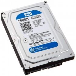 DD INTERNO WD BLUE 3.5 500GB SATA3 6GB/S 32MB 7200RPM P/PC COMP BASICO