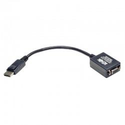 ADAPTADOR DE CABLE TRIPP-LITE P134-06N-VGA ACTIVO DISPLAYPORT A VGA 1920 X 1200 /1080 P M/H 1524 CM 6 PULGADAS