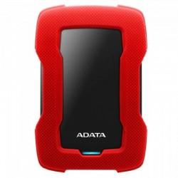 DD EXTERNO 2TB ADATA HD330 2.5 USB 3.2 SLIM CONTRAGOLPES ROJO WINDOWS/MAC/LINUX