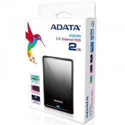 DD EXTERNO 2TB ADATA HV620S DASHDRIVE SLIM 2.5 USB 3.2 NEGRO WINDOWS/MAC/LINUX