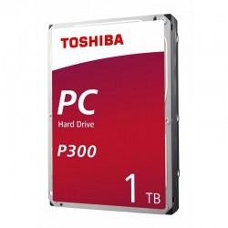 DD INTERNO TOSHIBA P300 3.5 1TB//SATA3//6GB/S//CACHE 64MB//7200RPM/P//PC