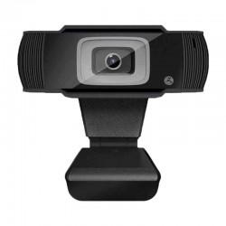 CAMARA WEB TECHZONE DE ALTA DEFINICION HD 720P TZCAMPC01 CONEXION USB  AND  3.5MM