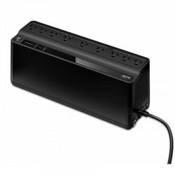 NO BREAK APC BACK-UPS ES 850VA/ 450 WATTS 2 USB CHARGING PORTS 120V