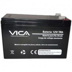 BATERIA DE REEMPAZO VICA 12V-7AH