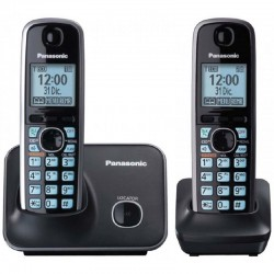 TELEFONO INALAMBRICO DECT 6.0 BASE + HANDSET LCD (1.8 ILUMINACION COLOR AZUL) CALLER ID