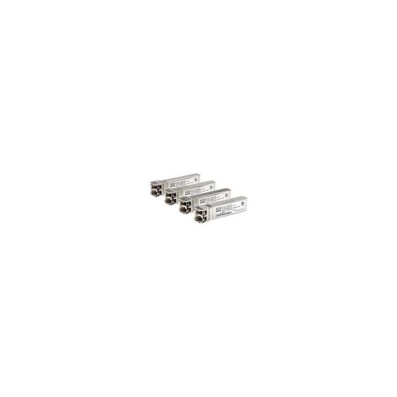 TRANSCEIVERS HPE MSA 2050/2052 SFP FC 16GB SW 4 PACK